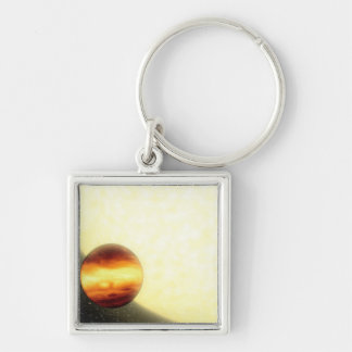 Porte-clés Une planète gaz-géante orbitant très étroitement