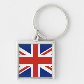 Porte-clés Union Jack - drapeau de la Grande-Bretagne