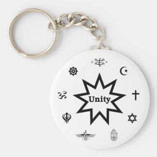 Porte-clés Unité religieuse