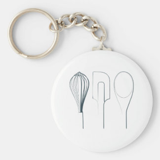 Porte-clés Ustensiles de cuisson