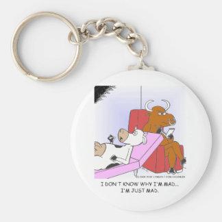 Porte-clés Vache folle dans les cadeaux et l'objet de collect