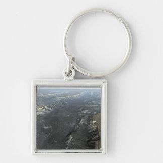 Porte-clés Valles Marineris, le canyon grand de Mars