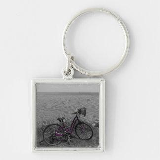 Porte-clés Vélo à la couleur choisie de Mackinac