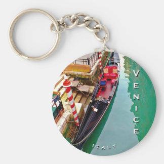 Porte-clés Venise, Italie (IT) - station de gondole