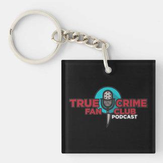Porte-clés Véritable porte - clé de club de fan de crime