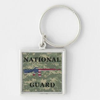 Porte-clés Vert de porte - clé de la garde nationale M16