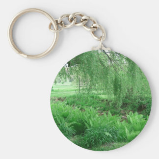 Porte-clés Verts luxuriants