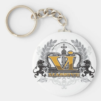 Porte-clés VI conception massive de fierté
