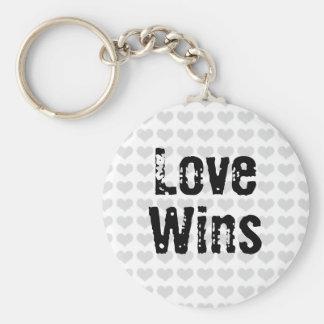 Porte-clés Victoires d'amour