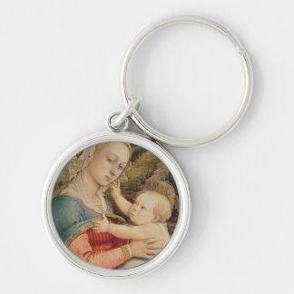 Porte-clés Vierge et enfant, c.1465