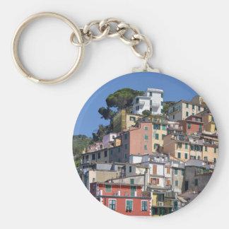 Porte-clés Village de Riomaggiore en Italie