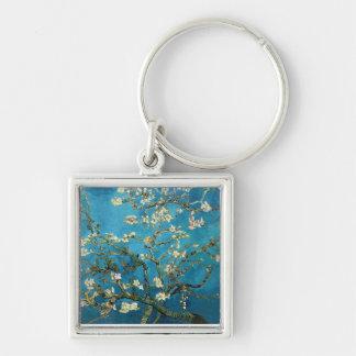 Porte-clés Vincent van Gogh, arbre d'amande de floraison