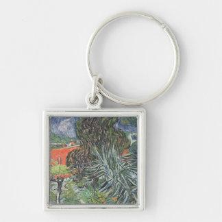 Porte-clés Vincent van Gogh | le jardin de docteur Gachet