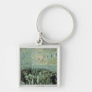 Porte-clés Vincent van Gogh | le yard d'exercice