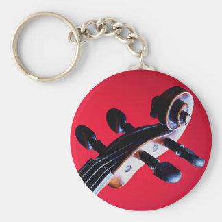 Porte-clés Violon ou porte - clé ou porte - clé d'alto