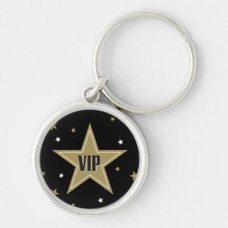 Porte-clés VIP avec des étoiles