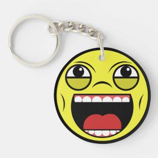 Porte-clés Visage de LOL