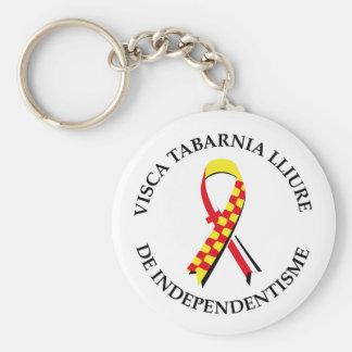 Porte-clés Visca Tabarnia Lliure d'Independentisme
