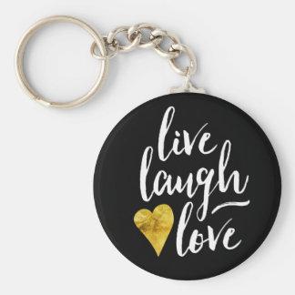 Porte-clés Vivent le porte - clé d'amour de rire