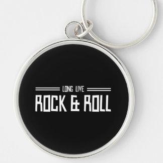Porte-clés Vivent longtemps la roche et roulent