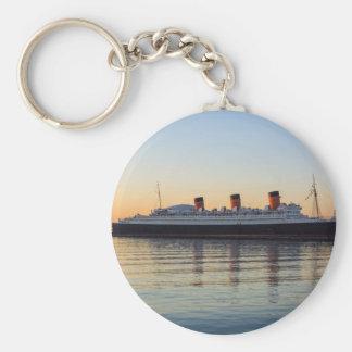 Porte-clés voie HMP Queen Mary