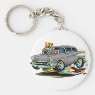 Porte-clés Voiture 1957 grise de Chevy 150-210