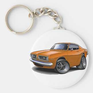 Porte-clés Voiture 1967-69 d'orange de barracuda