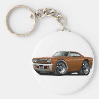 Porte-clés Voiture 1969 de Brown de Roadrunner