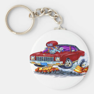 Porte-clés Voiture 1971 marron de Monte Carlo