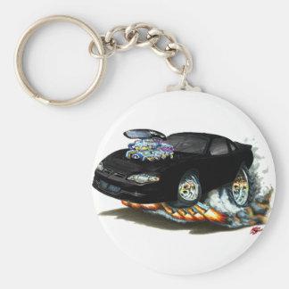 Porte-clés Voiture 2000-05 noire de Monte Carlo