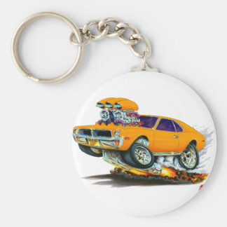Porte-clés Voiture d'orange de javelot d'AMC