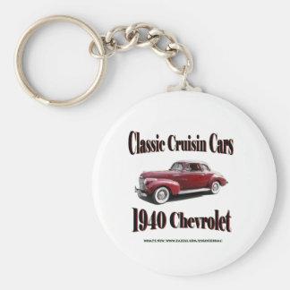 Porte-clés Voitures classiques de Cruisin Chevrolet 1940