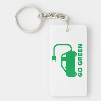 Porte-clés Voitures électriques d'entraînement de ~ de