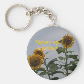Porte-clés Vous êtes mon soleil ! Porte - clé