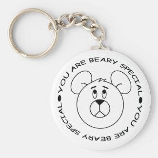 Porte-clés Vous êtes porte - clé spécial d'ours de nounours