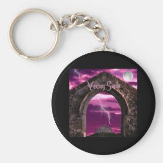 Porte-clés voûte gothique