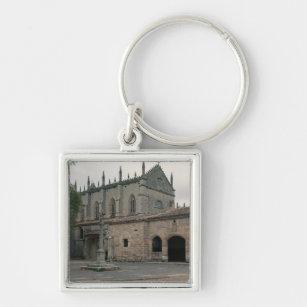Porte-clés Vue de la façade de Charterhouse