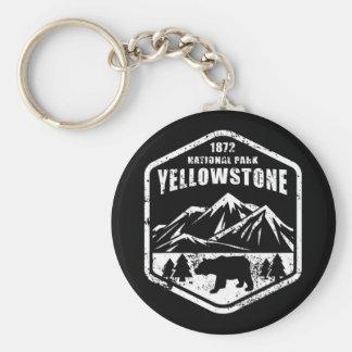 Porte-clés Yellowstone                                      ,