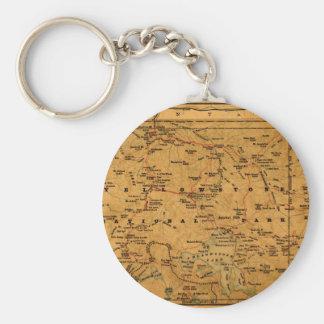Porte-clés Yellowstone 1880