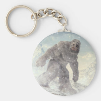 Porte-clés Yeti