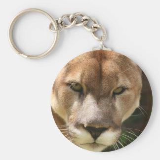 Porte-clés yeux de puma