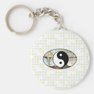 Porte-clés Ying-Yang