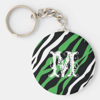 Porte-clés Zèbre - porte - clé personnalisé