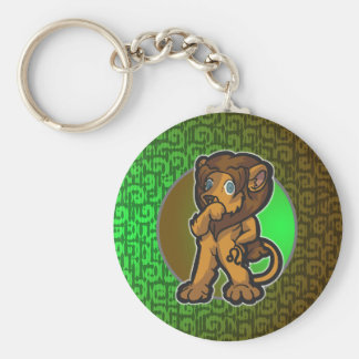 Porte-clés Zodiaque occidental - porte - clé de Lion