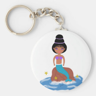 Porte-clés Zola le porte - clé de sirène