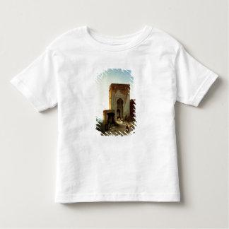 Porte de Justice, Alhambra, Grenade (huile sur la T-shirt Pour Les Tous Petits