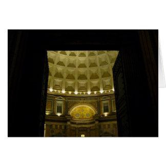 porte de Panthéon Cartes