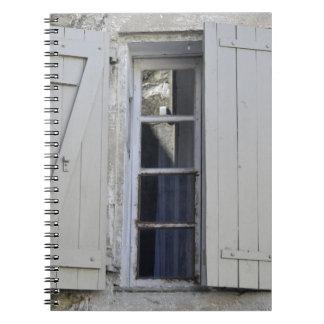 Porte-fenêtre Carnets