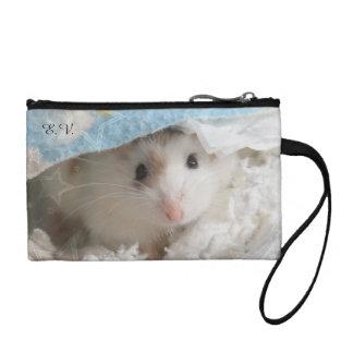 Porte-monnaie Hammyville - hamster mignon