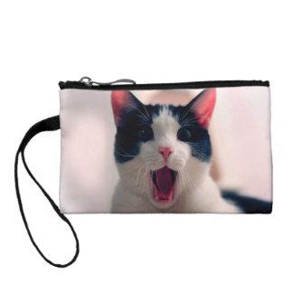 Porte-monnaie Meme de chat - chat drôle - memes drôles de chat -
